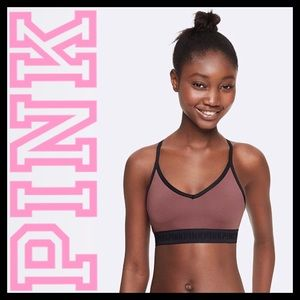PINK VICTORIA'S SECRET Lightly Lined Sports Bra